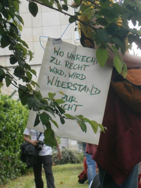 Blockupy Frankfurt (2016)