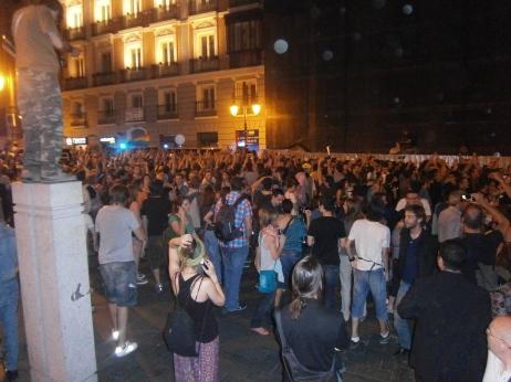 Indignados - Madrid (2012)