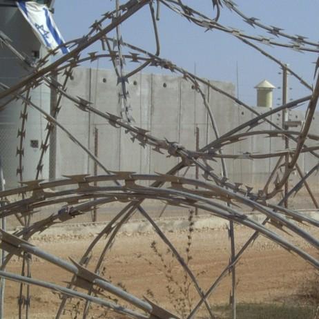 Muro di Qalqilya - Palestina/Israele (2004)